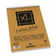 Canson XL Studienblock Extra White 90g/m²