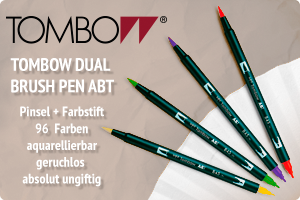 Tombow Dual Brush Pen ABT
