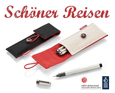 Stifte-Etuis und Stifte-Gürtel